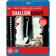 Produktbilde for Shallow Grave - Special Edition (UK-import) (BLU-RAY)