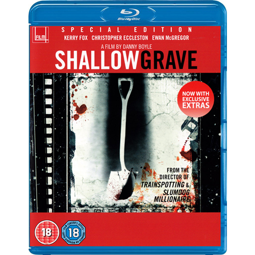 Shallow Grave - Special Edition (UK-import) (BLU-RAY)