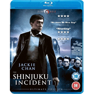 The Shinjuku Incident (UK-import) (BLU-RAY)