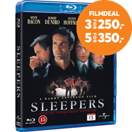 Produktbilde for Sleepers (DK-import) (BLU-RAY)