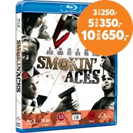 Produktbilde for Smokin' Aces (BLU-RAY)