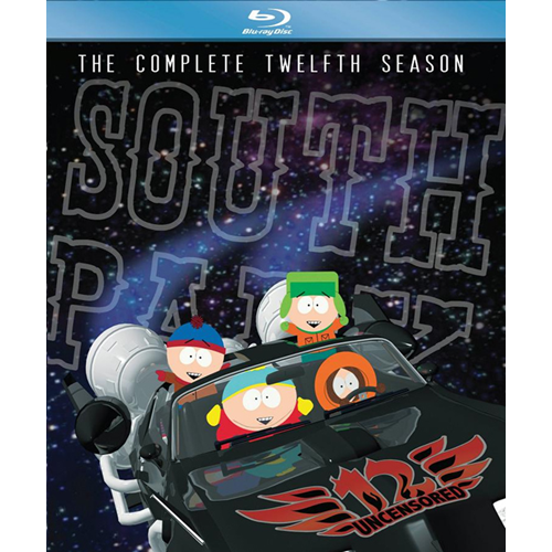 South Park - Sesong 12 (BLU-RAY)