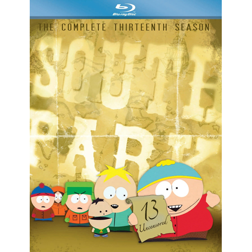 South Park - Sesong 13 (BLU-RAY)