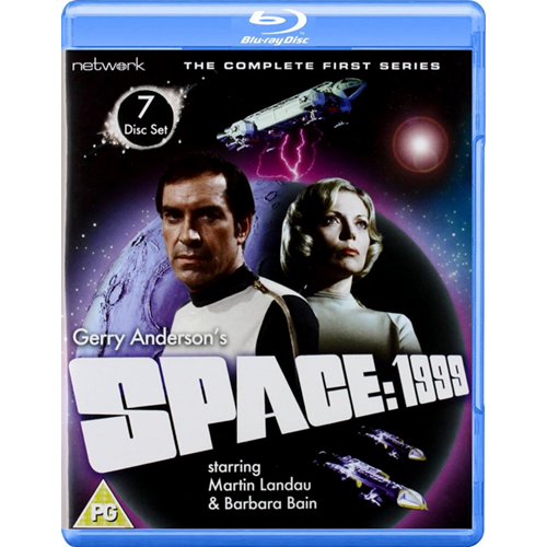 Space: 1999 - Serie 1 (UK-import) (BLU-RAY)