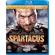 Spartacus - Blood And Sand - Sesong 1 (BLU-RAY)