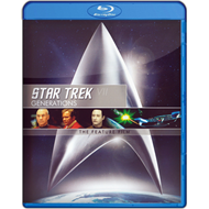 Star Trek 7 - Generations (BLU-RAY)