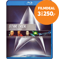 Produktbilde for Star Trek 7 - Generations (BLU-RAY)