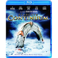 Produktbilde for Stargate Continuum (BLU-RAY)