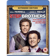 Step Brothers (UK-import) (BLU-RAY)