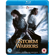 The Storm Warriors (UK-import) (BLU-RAY)