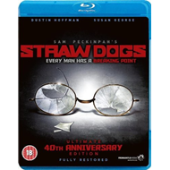 Straw Dogs - 40th Anniversary Edition (UK-import) (BLU-RAY)