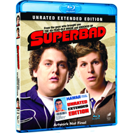 Superbad - Unrated Extended Edition (BLU-RAY)