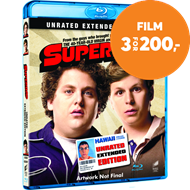 Produktbilde for Superbad - Unrated Extended Edition (BLU-RAY)