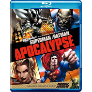 Superman / Batman Apocalypse (BLU-RAY)