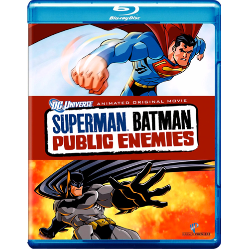 Superman & Batman - Public Enemies (BLU-RAY)