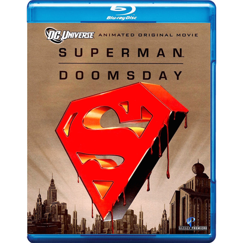 Superman Doomsday - Special Edition (BLU-RAY)