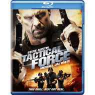 Tactical Force (UK-import) (BLU-RAY)