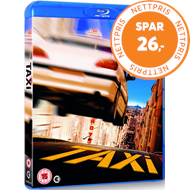 Taxi (UK-import) (BLU-RAY)