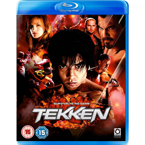 Tekken (UK-import) (BLU-RAY)