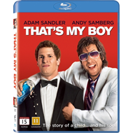 That's My Boy (BLU-RAY)
