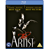 The Artist (UK-import) (BLU-RAY)