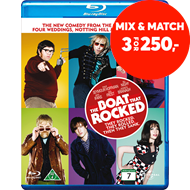 Produktbilde for The Boat That Rocked (BLU-RAY)