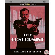The Conformist (UK-import) (BLU-RAY)