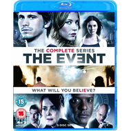 The Event - Sesong 1 (UK-import) (BLU-RAY)