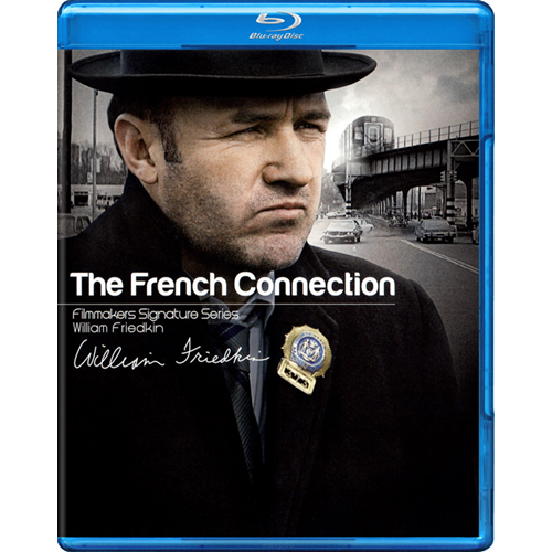 The French Connection (BLU-RAY)
