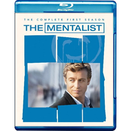 The Mentalist - Sesong 1 (BLU-RAY)