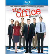 The Office (USA) - Sesong 6 (BLU-RAY)