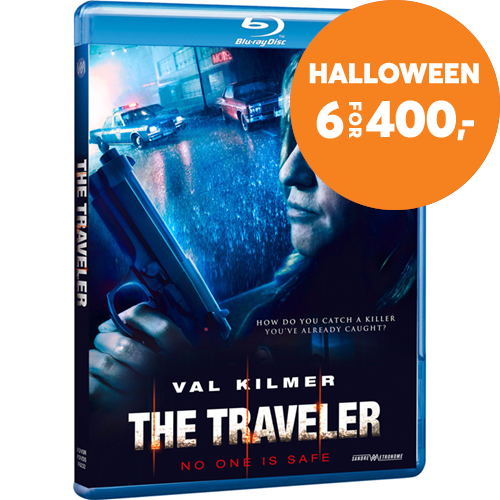 The Traveler (BLU-RAY)
