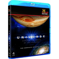 The Universe - Sesong 2 (UK-import) (BLU-RAY)