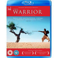 The Warrior (UK-import) (BLU-RAY)