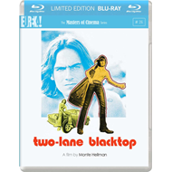 Produktbilde for Two-Lane Blacktop (UK-import) (BLU-RAY)