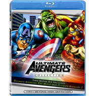 Ultimate Avengers Collection (BLU-RAY)