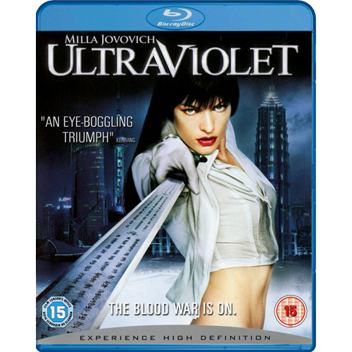 Ultraviolet (UK-import) (BLU-RAY)
