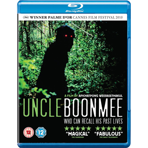 Uncle Boonmee Who Can Recall His Past Lives (UK-import) (BLU-RAY)