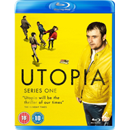 Utopia - Sesong 1 (UK-import) (BLU-RAY)