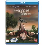 The Vampire Diaries - Sesong 1 (BLU-RAY)