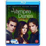 The Vampire Diaries - Sesong 2 (BLU-RAY)