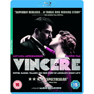 Vincere (UK-import) (BLU-RAY)