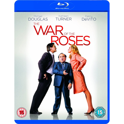 War Of The Roses (UK-import) (BLU-RAY)