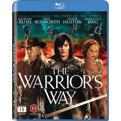The Warrior's Way (BLU-RAY)