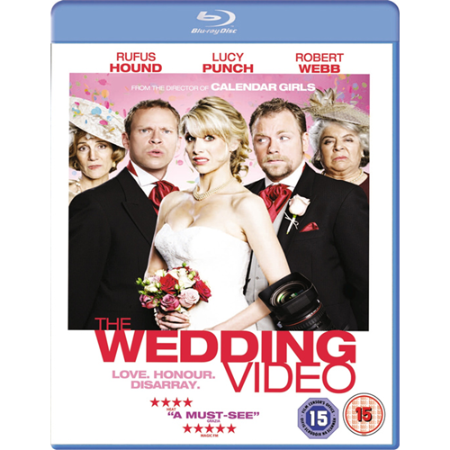 The Wedding Video (UK-import) (BLU-RAY)