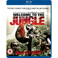 Welcome To The Jungle (UK-import) (BLU-RAY)