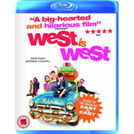 West Is West (UK-import) (BLU-RAY)