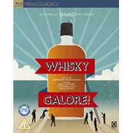 Whisky Galore (UK-import) (BLU-RAY)
