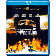 The Wind And The Lion (BLU-RAY)