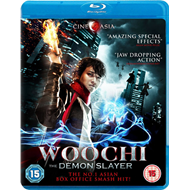 Woochi - The Demon Slayer (UK-import) (BLU-RAY)